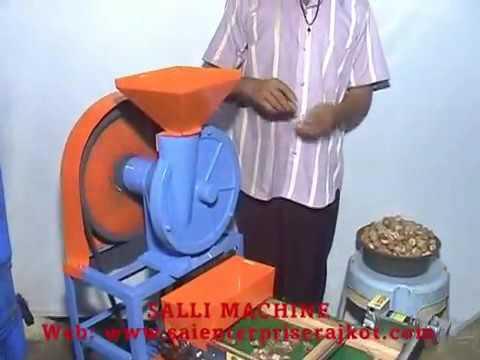 Supari Sali Cutting Machine By Sai Enterprise, Rajkot