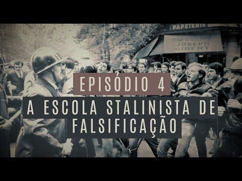 EP. 4 | A escola stalinista de falsificação