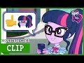 RARITY | Text Support | MLP: Equestria Girls | Choose Your Own Ending [Full HD]