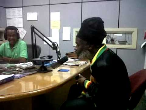Easy B live on 94.7 FM Barbados with Andi Thornhill pt1