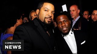 Ice Cube Defends Kevin Hart From Backlash - CH News