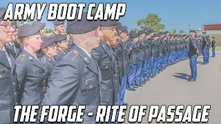 What it Takes to Become a Soldier - United States Army BCT Rite of Passage - Delta 1-31