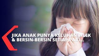 Apa Bedanya Pilek Infeksi Dengan Pilek Alergi.