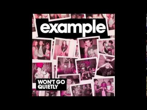Example- Won't Go Quietly [LYRICS]