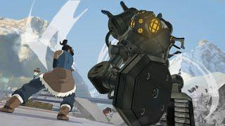 The Legend of Korra #4 -Robot-