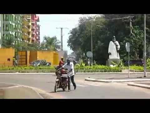 La ville de Conakry