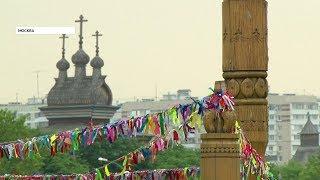 Репортаж: Ысыах в Москве