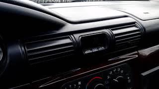 Dodge Stratus SE Sedan 2001 - расход на 100 км.