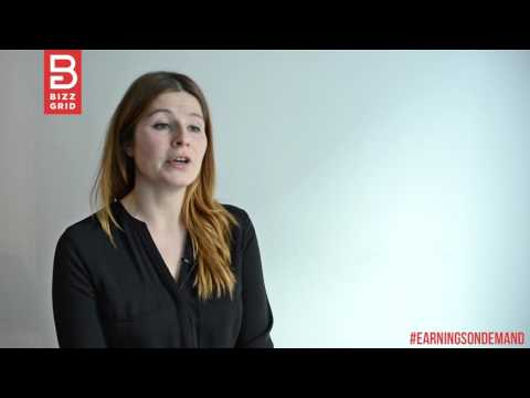 BizzGrid Earnings on Demand presents Anastasia Lodhi