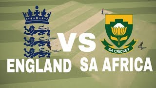 SOUTH africa vs England (ashes cricket 17 ) very exclusive