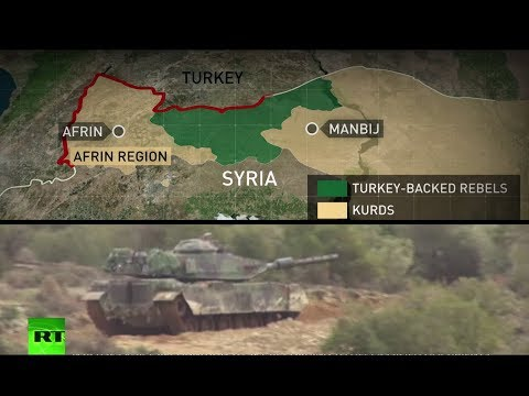 Afrin knot: The roots and ties of the Olive Branch
