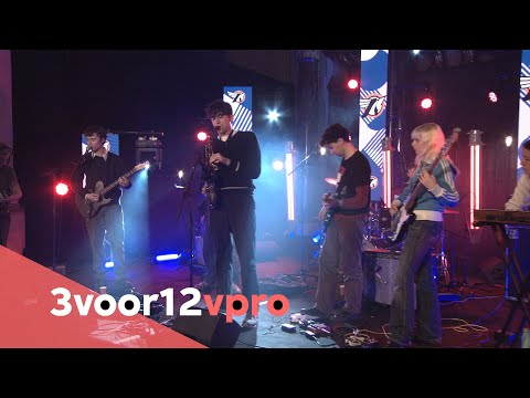 Black Country New Road - Sunglasses (session Eurosonic 2020)