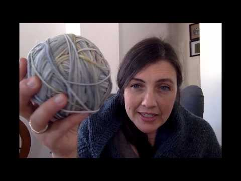 Gentle knitter episode 14 - Questions and a KAL