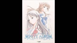 WHITE ALBUM  /  森川由綺 [ ErogesongFull 1998 ]