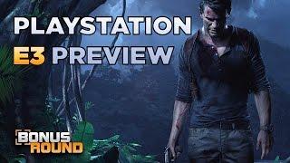 PlayStation at E3 2015 Preview - Bonus Round