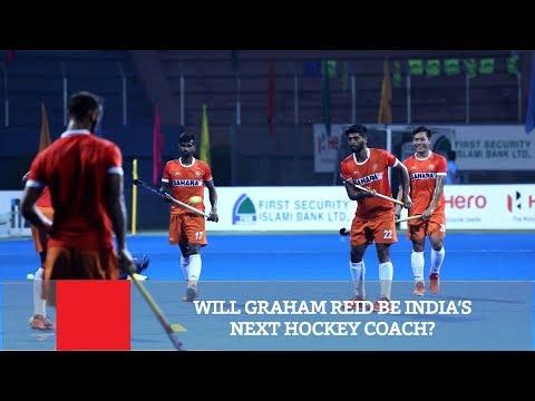 Will Graham Reid Be India's Next Hockey Coach? | Hockey News