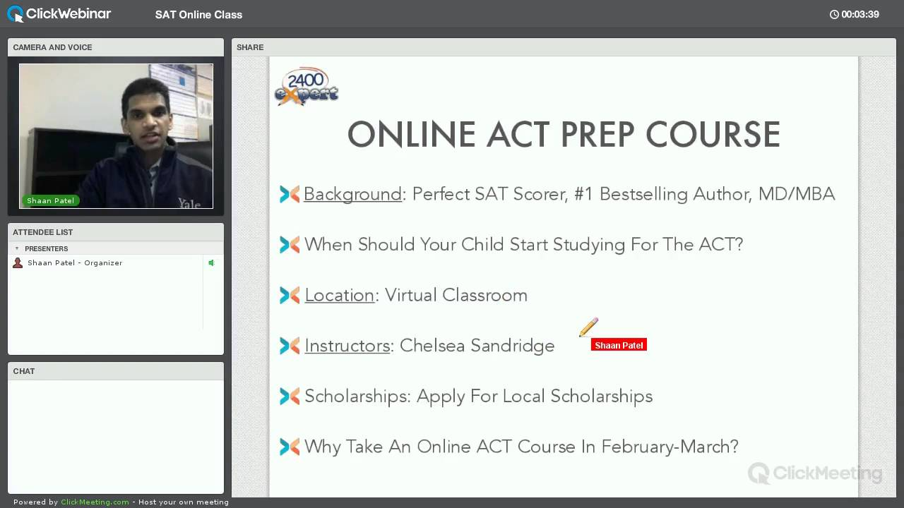 sat essay online class Find the sat prep course that works for you learn about class size, practice tests and score improvement guarantees for online and in-person courses.