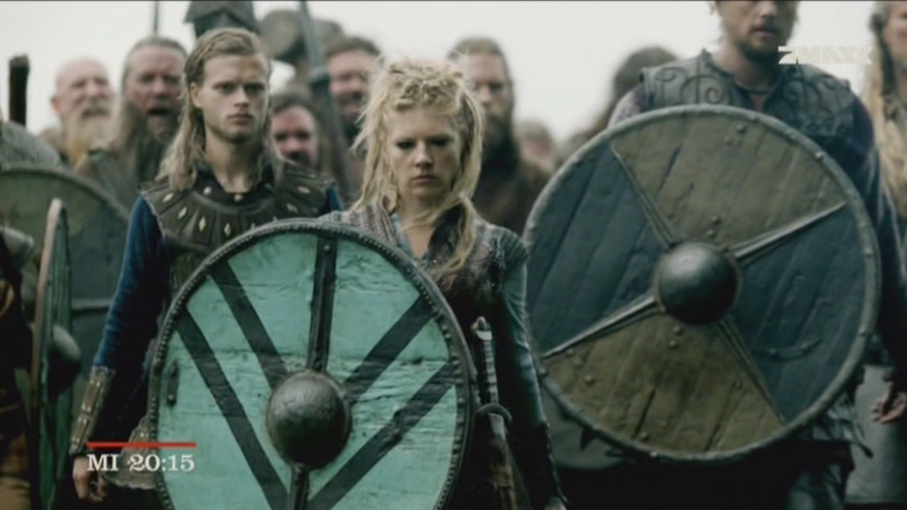 Vikings Staffel 3 Folge 1