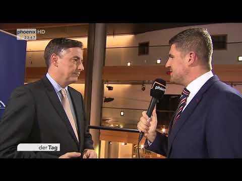 David McAllister zur EU-Verteidigungsunion und dem Brexit am 13.11.17