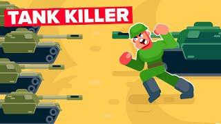 The One Man WW2 Tank Killer