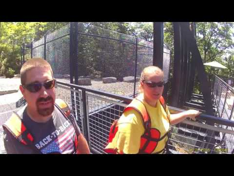 Eagle Flyer Zipline - Lake George, New York