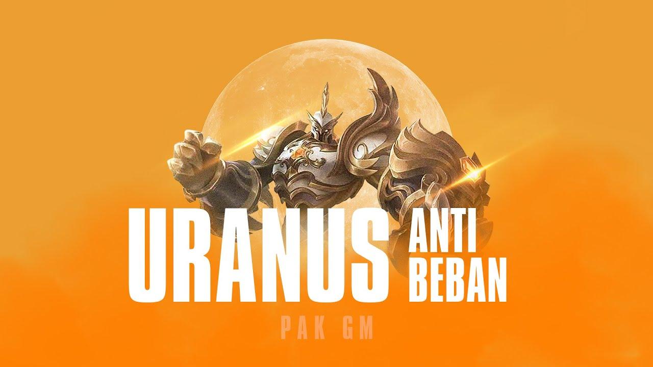 Uranus Anti-Beban (GIVEAWAY SKIN EPIC)