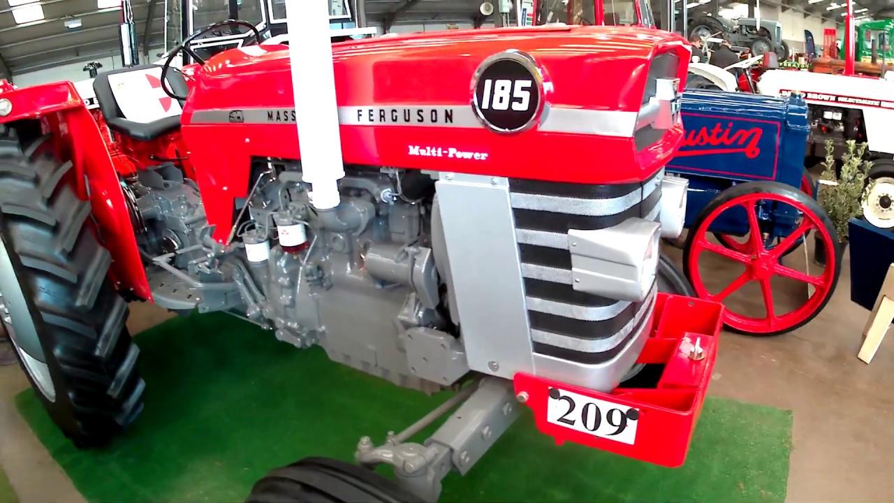 1974 Massey Ferguson 185 4 1 Litre 4