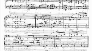 Jörg Demus plays Schumann Album für die Jugend Op.68 - 17. Kleiner Morgenwanderer