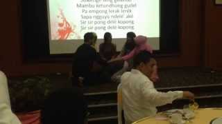 Indonesian Folk-song: Padang Bulan, Cublak-Cublak Suweng