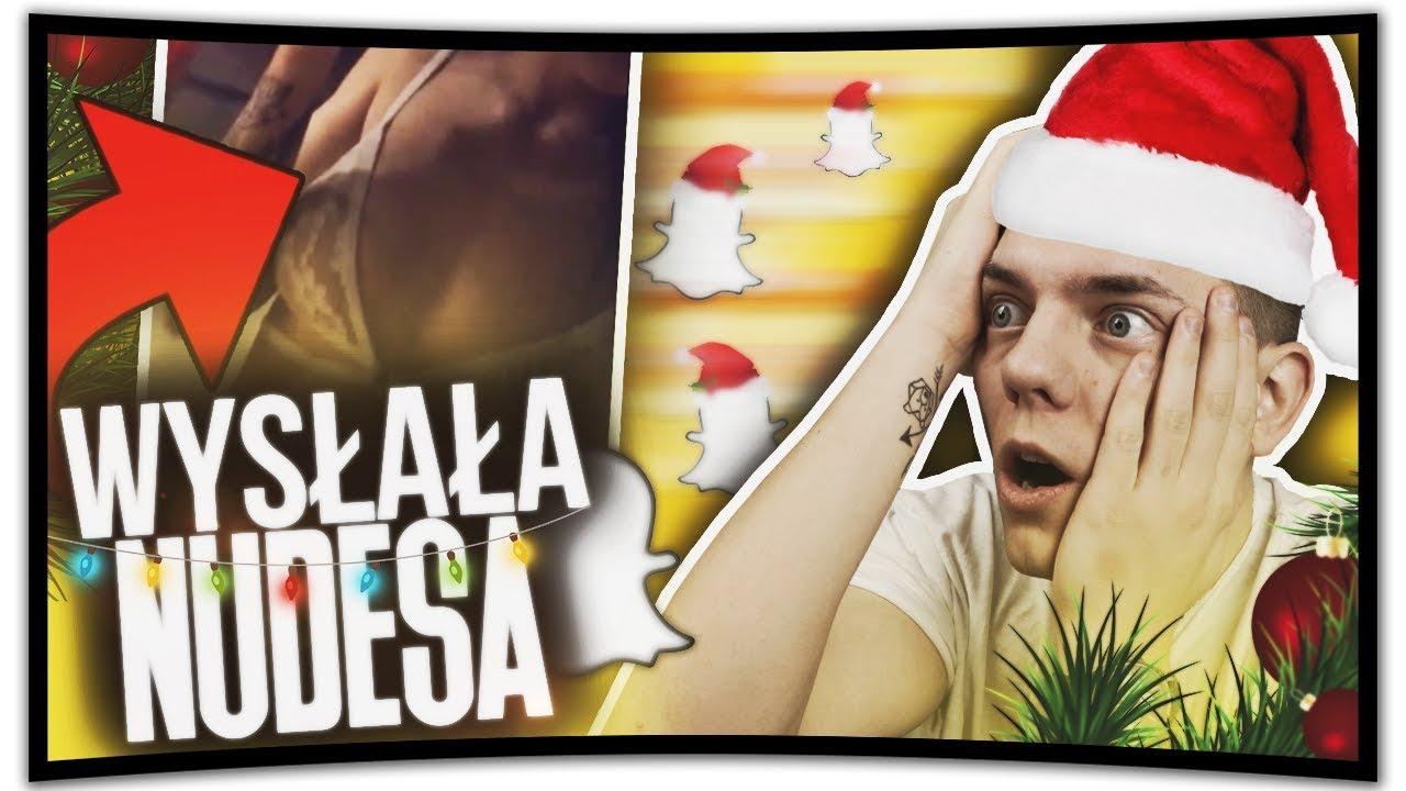 PANI MIKOŁAJ WYSŁAŁA NUDESA! :O