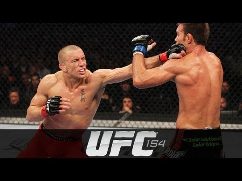 UFC 154: St-Pierre vs Condit - Extended Preview