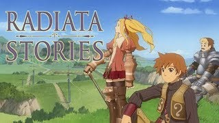 RPGalooza Game Review - Radiata Stories (PS2)