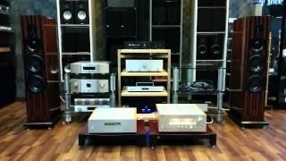 Yamaha CD-S3000 + A-S3000 / I love it.
