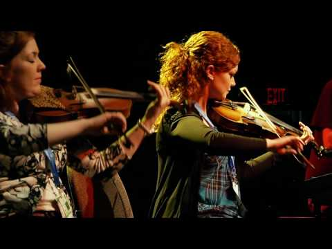 the Beaton Sisters - live @ ECMA 2010 - Celtic Colours Festival Club Stage