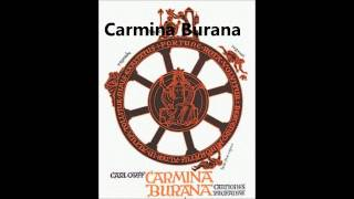 Carl Orff - Carmina Burana - O Fortuna [HIGH QUALITY]