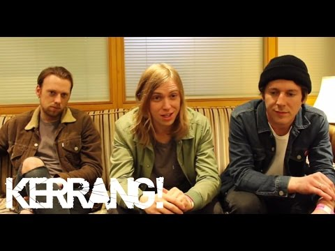 Kerrang! Hit The Deck Podcast - The Xcerts