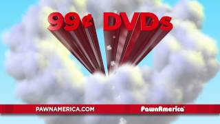 CLOUDS 99 cent DVDs - Retail