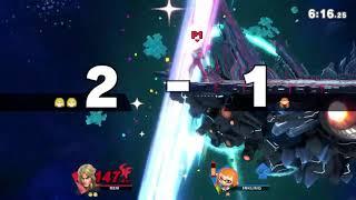 Ken Combos Smash Ultimate