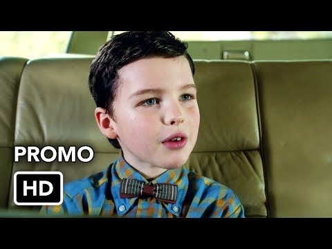 "Young Sheldon (CBS) ""Critics"" Promo HD - The Big Bang Theory Prequel Spinoff"