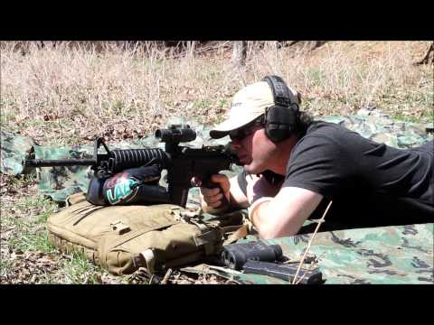 How To Zero Your AR-15 Red Dot Sight