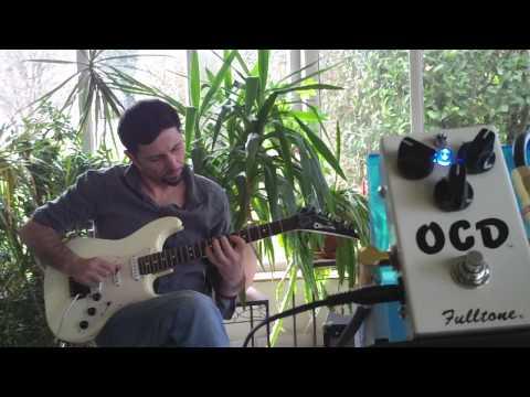 Guitar overdrive FULLTONE OCD V1 (Obsessive Compulsive Drive)