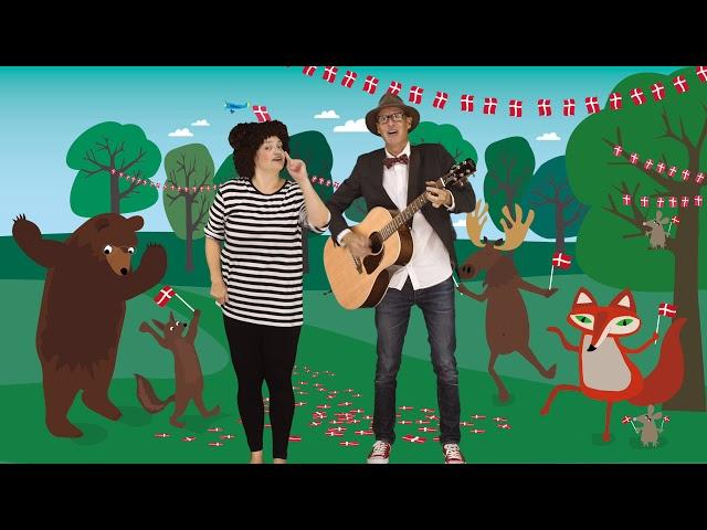 Hurra for dig (Norsk fødselsdagssang - dansk version) | Fødselsdagssang med Popsi og Krelle
