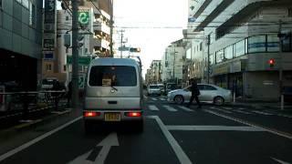 ドライブ動画 県道45号線 丸子中山茅ヶ崎線 3/3