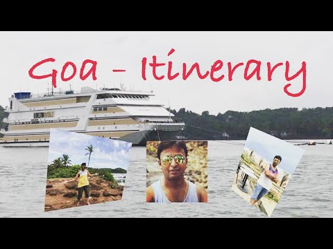 Goa || Best tourist place in India || How to plan goa in 3 days.
