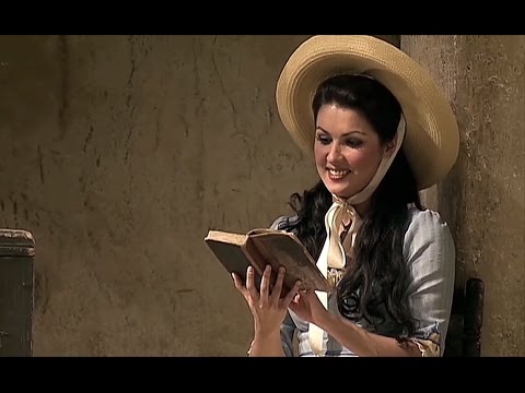 "Anna Netrebko✦♬ ""Benedette queste carte!""~ aus 'L'elisir d'amore'"