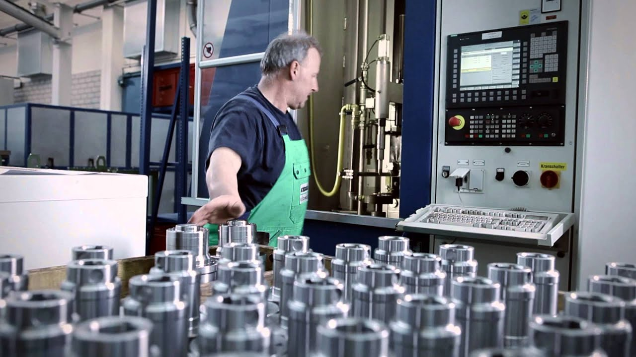 Image video - ARBURG manufacturing