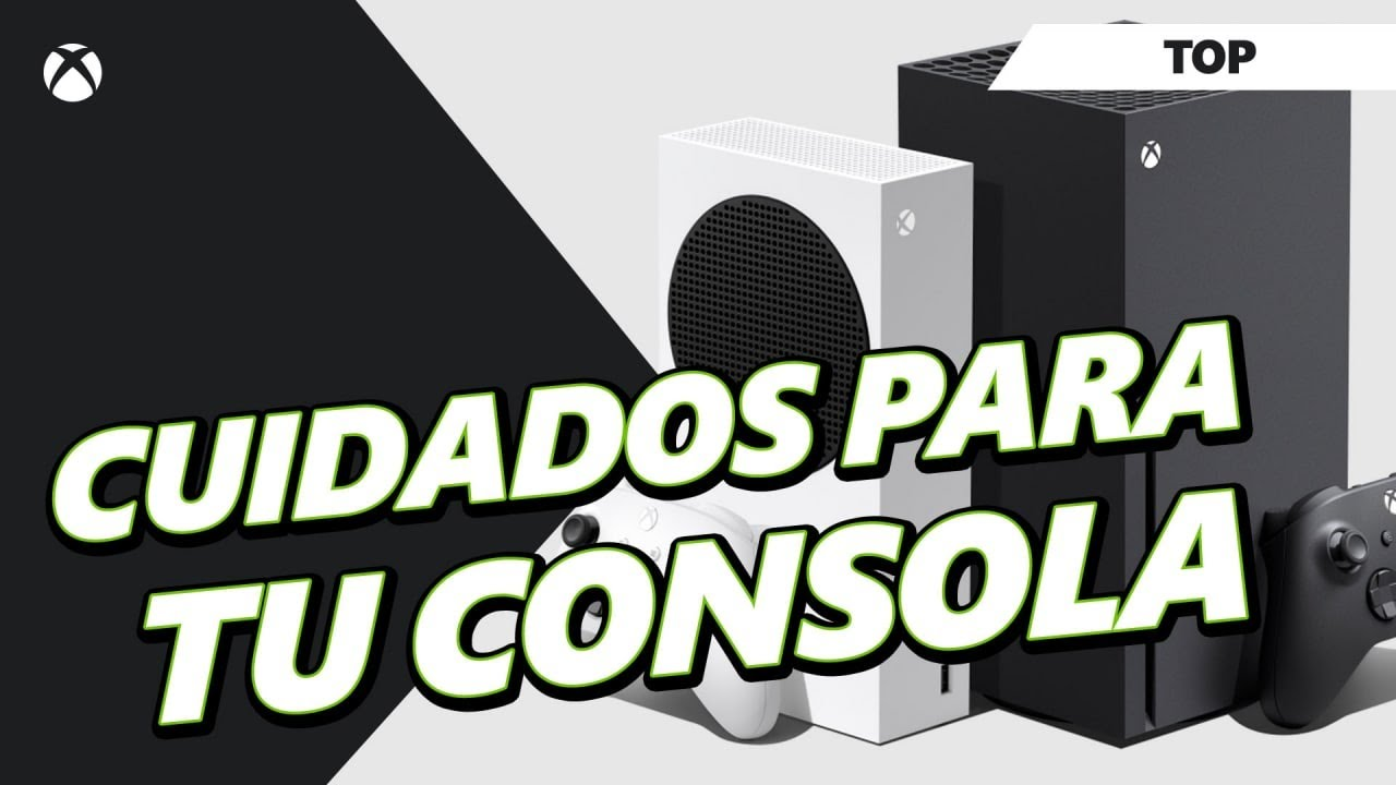 Mejora el rendimiento de tu Xbox Series X S