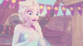 Rapunzel Or Elsa- {You Belong with me}