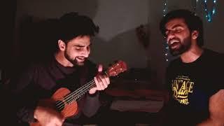 Atrangi yaari [ ukulele cover ] izhan & mehroz