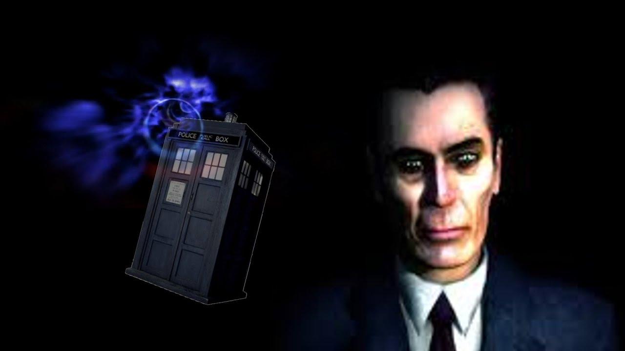 GMod TARDIS MOD!!